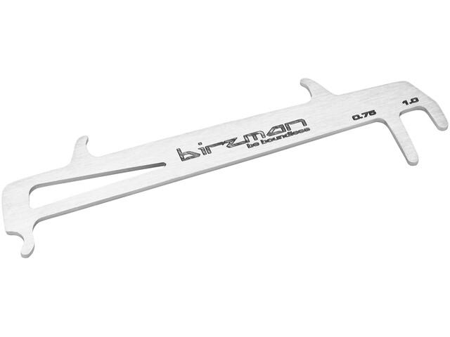 Birzman Chain gauge Bike Tool grey